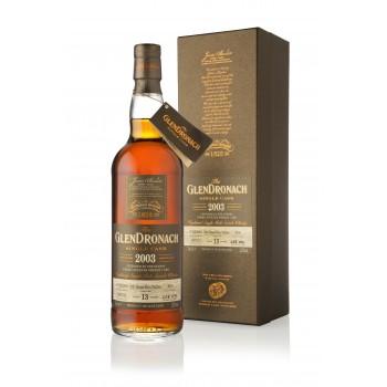 Glendronach 2003 13 Year Old Release 14 Single Malt Whisky