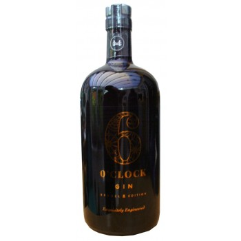 6 O'Clock Gin Brunel Edition