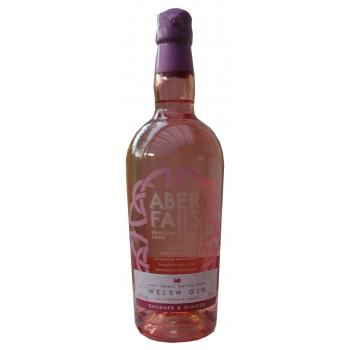 Aber Falls Rhubarb and Ginger Gin