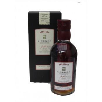 Aberlour A'Bunadh batch 31 Single Malt Whisky