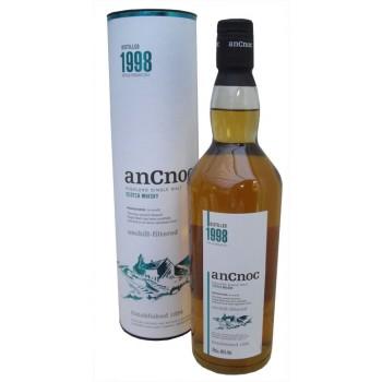 AnCnoc 1998 Single Malt Whisky