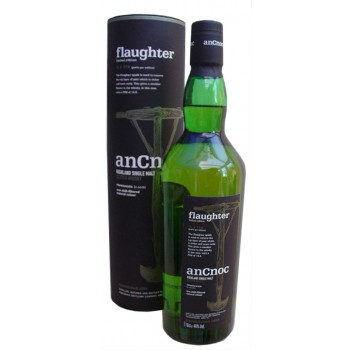 AnCnoc Flaughter Single Malt Whisky