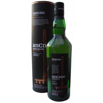 AnCnoc Rascan Single Malt Whisky
