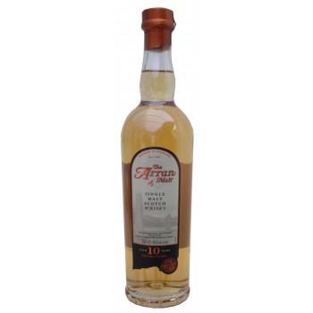 Arran 10 Year Old 20cl Single Malt Whisky