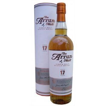 Arran 17 Year Old Limited Edition Single Malt Whisky