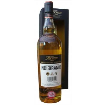 Arran 2011 7 Year Old Peated Single Cask Cask Strength Single Malt Whisky
