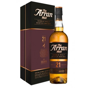 Arran 21 year Old 1st Limited Release Single Malt Whisky