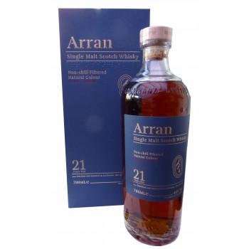 Arran 21 year Old 2020 Release Single Malt Whisky