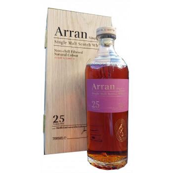 Arran  1995 25 Year Old 2020 Release Single Malt Whisky