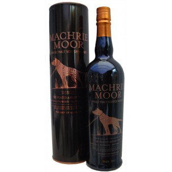 Arran Machrie Moor 5th Release Single malt Whisky