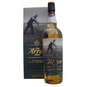 Arran Orkney Bere Barley Cask Strength Single Malt Whisky