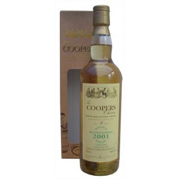 Auchentoshan 2001 6 Year Old Single Malt Whisky
