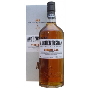 Auchentoshan Virgin Oak Single Malt Whisky