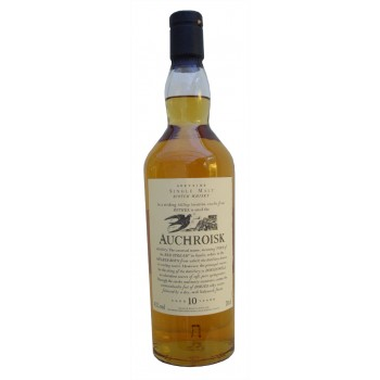 Auchroisk 10 Year Old Flora & Fauna Series Single Malt Whisky