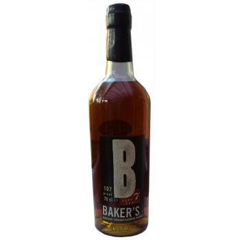 Bakers 7 Year Old Kentucky Straight Bourbon