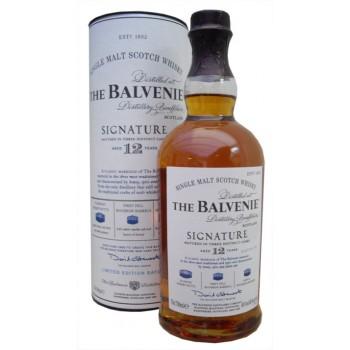 Balvenie 12 Year Old Signature Single Malt Whisky