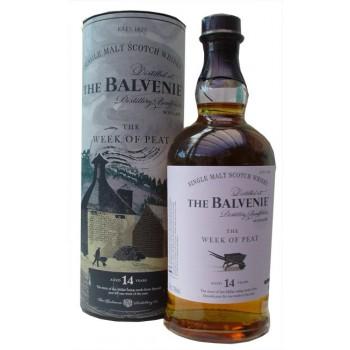 Balvenie 14 Year Old Week of Peat Single Malt Whisky