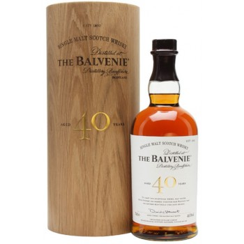 Balvenie 40 Year Old Single Malt Whisky