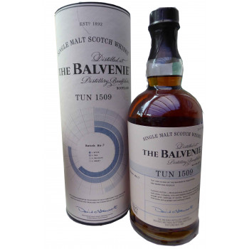 Balvenie Tun 1509 Batch 7 Single Malt Whisky