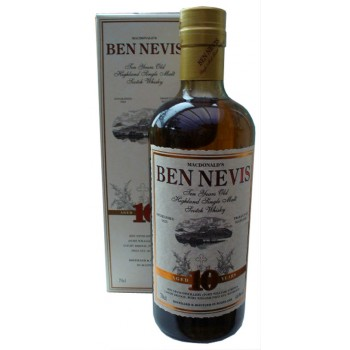 Ben Nevis 10 Year Old Single Malt Whisky