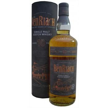 Benriach 10 Year Old Unpeated Single Malt Whisky