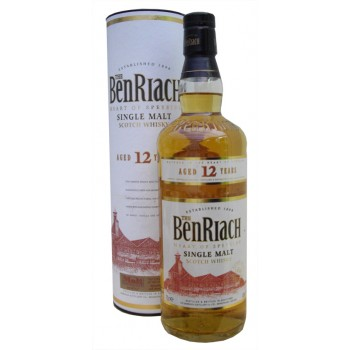 Benriach 12 Year Old Single Malt Whisky