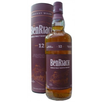 Benriach 12 Year Old Sherry Wood Single Malt Whisky