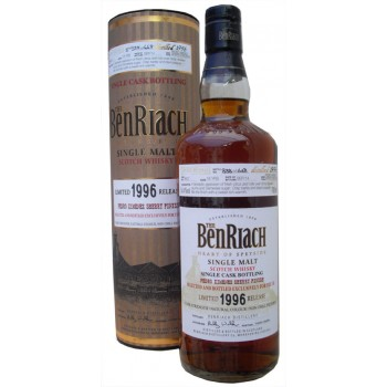 Benriach 1996 18 Year Old Single Malt Whisky