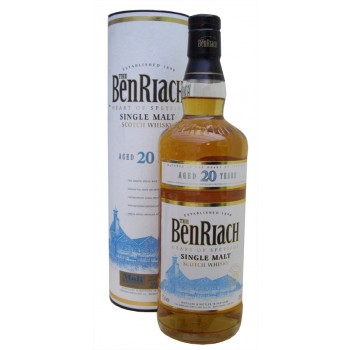 Benriach 20 Year Old Single Malt Whisky