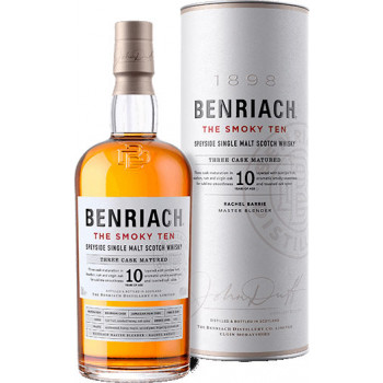 Benriach The Smoky Ten Single Malt Whisky