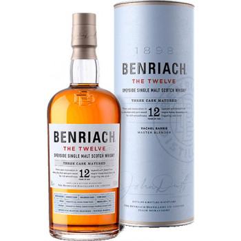 Benriach The Twelve Single Malt Whisky