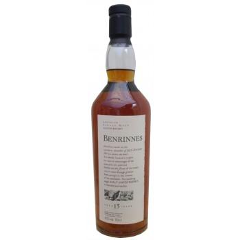 Benrinnes 15 Year Old Single Malt Whisky