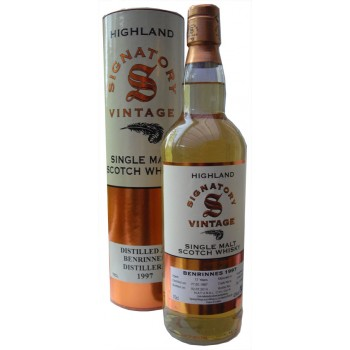 Benrinnes 1997 17 Year Old Single Malt Whisky