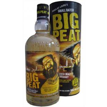 Big Peat Vatted Islay Malt Whisky 70cl