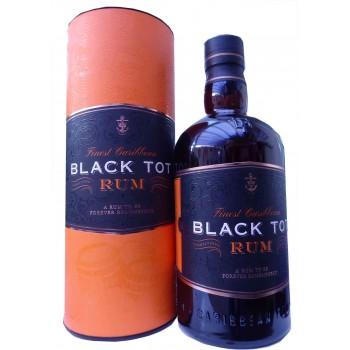 Black Tot  Caribbean Rum