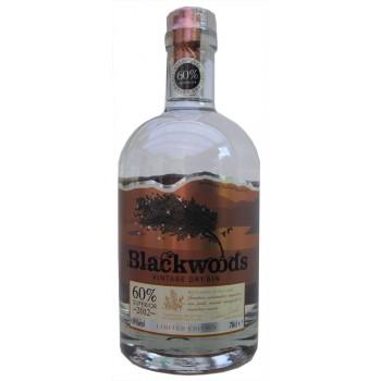 Blackwoods 60% Vintage Dry Gin 70cl