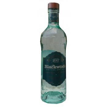 Blackwoods 2017 Vintage Shetland Gin