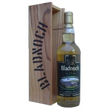 Bladnoch 15 Year Old Single Malt Whisky
