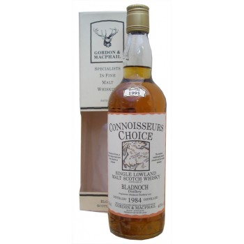 Bladnoch 1984 Single Malt Whisky