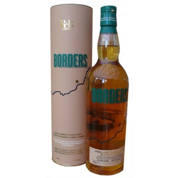 Borders Batch 2 Single Grain Whisky