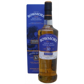 Bowmore 10 Year Old Tempest Batch 4 Single Malt Whisky