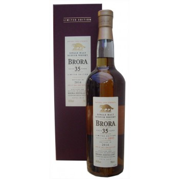 Brora  1978 35 Year Old Single Malt Whisky