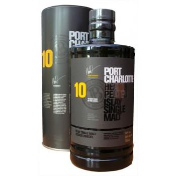 Bruichladdich Port Charlotte 10 Year Old Single Malt Whisky