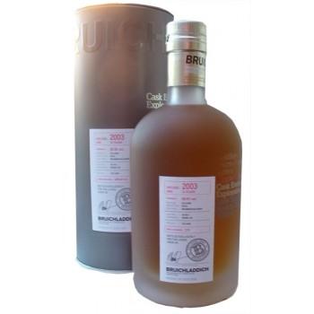 Bruichladdich 2003 Micro Provenance Single Malt Whisky