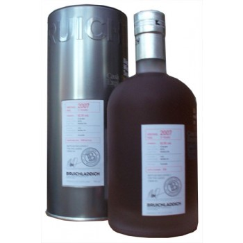 Bruichladdich 2007 11 Year Old Micro Provenance Rivesaltes Cask Matured Single Cask Whisky