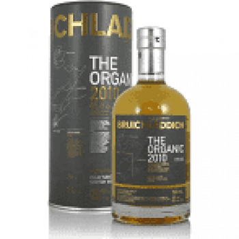 Bruichladdich 2010 Organic Single Malt Whisky