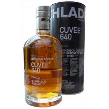 Bruichladdich 21 Year Old Cuvee 640 Eroica Single Malt Whisky