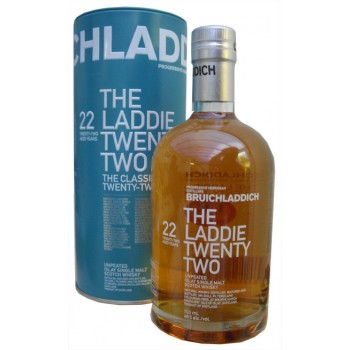 Bruichladdich Laddie 22 Year Old Single Malt Whisky