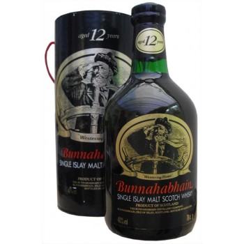 Bunnahabhain 12 Year Old 1990's Bottling Single Malt Whisky
