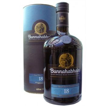 Bunnahabhain 18 Year Old Single Malt Whisky